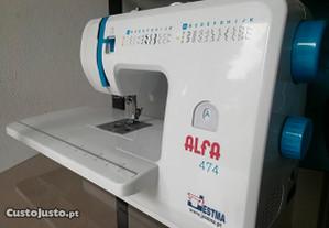 Máquina de costura doméstica, ALFA 474