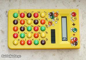 Calculadora M&Ms