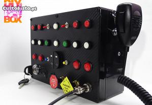Button box ats-RCB1 PRO para Pc/Ps3