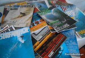 Revistas antigas Surf em bom estado