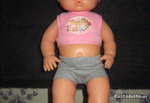 boneco nenuco bebe
