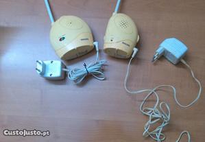 Intercomunicador Bebe Philips SCD 361