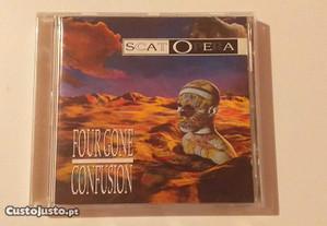 Scat Opera - Four gone confusion - CD - portes inc