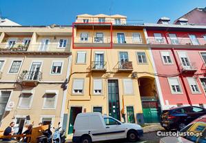 Apartamento T3 53,00 m2