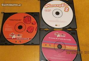 CDs Morangos baixa preço