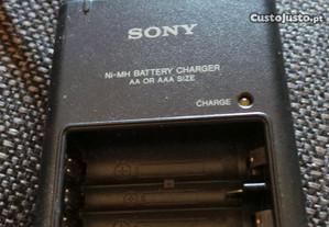 Carregador pilhas Sony