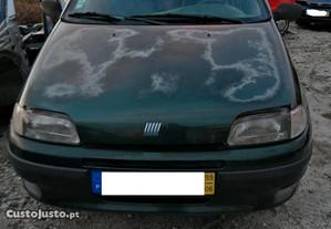 Para peças Fiat Punto 1.2 16vl ano 99