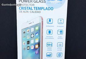 Película de vidro temperado para iPhone X - Novo
