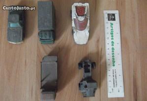 carros em chapa antigos miniaturas