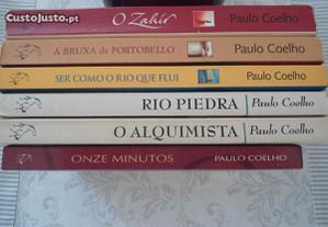 7 Livros de Paulo Coelho