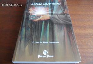 Legado dos Mestres -O livro dos sábios pensamentos
