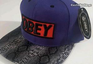 Bone cap OBEY