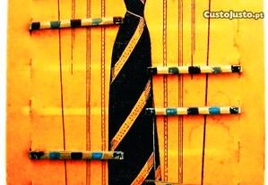 7 Suportes de gravata muito antigos