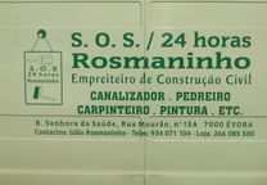 S.O.S. Rosmaninho/24horas