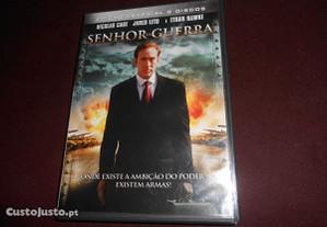 DVD-Senhor da guerra-Edição especial 2 discos