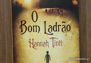O Bom Ladrão - Hannah Tinti