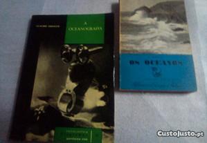 Ciência-Oceanos-Mares e Oceanografia