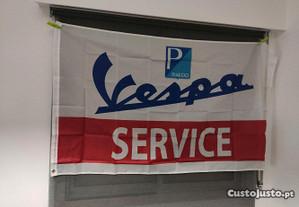 Bandeira Vespa
