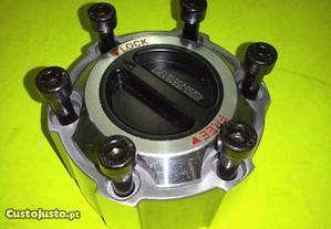 Cubos de roda novos para a nissan D21
