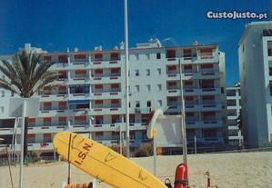 T1 na 1ª linha de praia, em Quarteira, Algarve, PT