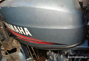 Yamaha 40X a 2 tempos