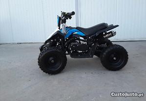 Mini moto 4 Monster Deluxe 49 cc