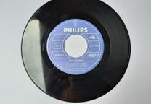 Single Vinil Trio Odemira-No reino do amor