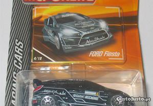 Ford Fiesta WRC - 2011 - Jari-Matti Latvala