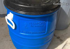 Cesto de óleo restauração - 45 litros