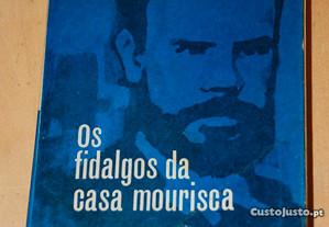 Os fidalgos da casa mourisca. Júlio Dinis