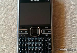 Nokia E72 desbloqueado profissional