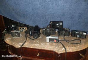 9 maquinas fotos antigas coleção