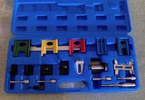 Conjunto 19 ferramentas sincronização motor