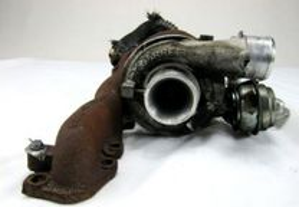 turbo alfa romeo 159