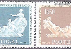 Selos Afinsa 794 e 795 Serie Completa
