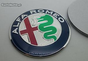 Simbolo jante alfa romeo 50mm capot mala moderno