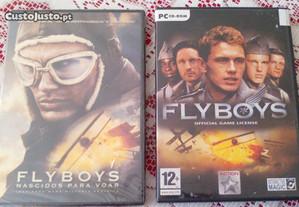 Flyboys Pack Jogo Pc Raro + Filme Selado
