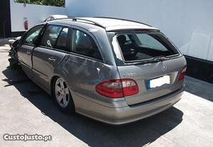 Mercedes-Benz E 220 CDi peças