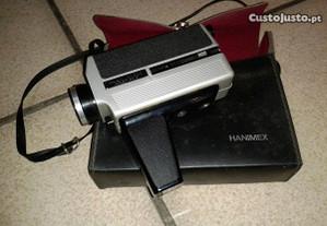 Máquina Filmar Hanimex Loadmatic MX111