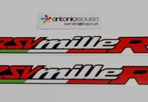 Aprilia RSV Mille R stickers autocolantes