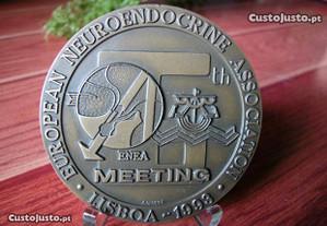 Medalha European Endocrinologia Association