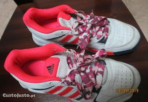 Ténis ou sapatilhas adidas para senhora nº 39,5