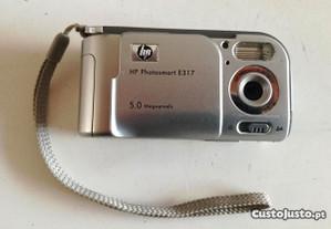 Máquina fotográfica/filmar hp photosmart E317