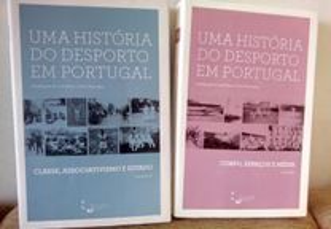 Desporto Estudos 2 Livros Novos Interessantes