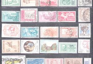 Selos - Itália Colecionaveis
