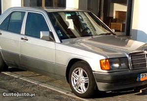 Mercedes-Benz 190 Mercedes 190 E