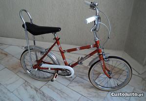 Bicicleta chopper Vilar, antiga, rara
