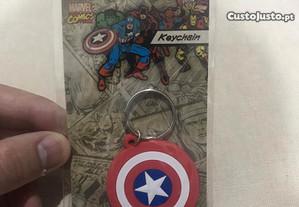 Porta-Chaves MARVEL - Escudo Capitão América