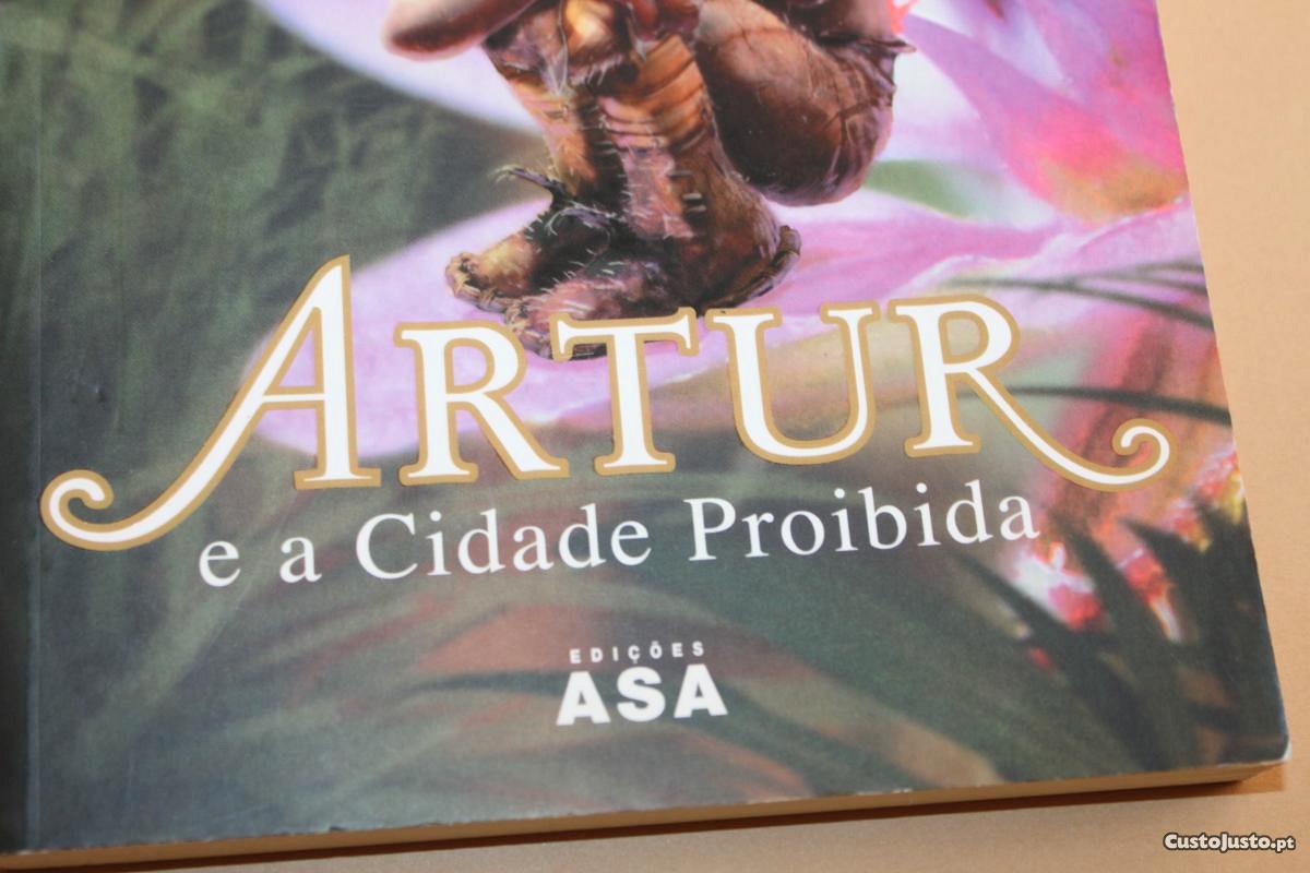 Artur A Guerra Dos Dois Mundos E A Cidade Proib A Venda