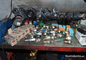 Lote de material electrico auto multimarcas